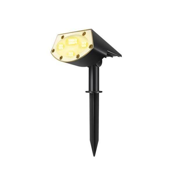 20 Đèn LED Năng Lượng Mặt Trời Cảnh Quan Đèn Đèn Tường Chống Nước IP65