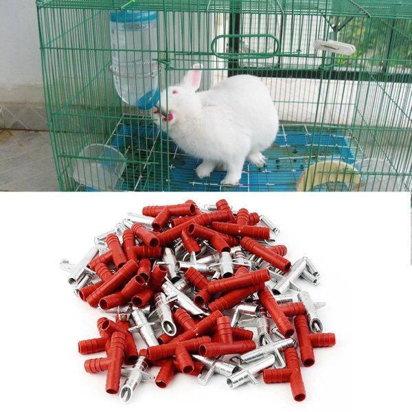 FCU 30 Cái Dụng Cụ Uống Nước Hình Thỏ Gia Cầm Trung Chuyển, Bunny Kiểm Soát Loài Gặm Nhấm Chuột
