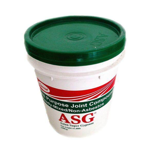 5kg ASG Joint Compound Ready Mixed / Putty Wall Filla / Putty Dinding siap campur