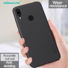 Nillkin dành cho Xiaomi Redmi Note 7 và Redmi Note 7 Pro Cứng Trường Hợp SUPER FROSTED SHIELD Lưng PC Ốp Lưng cho Redmi Note 7 Pro