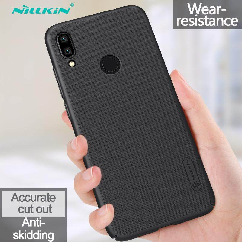 Product details of Nillkin for Xiaomi Redmi Note 7 and Redmi Note 7 Pro Hard Cases, Super Frosted Shield PC Back Cover Case for Redmi Note 7 Pro