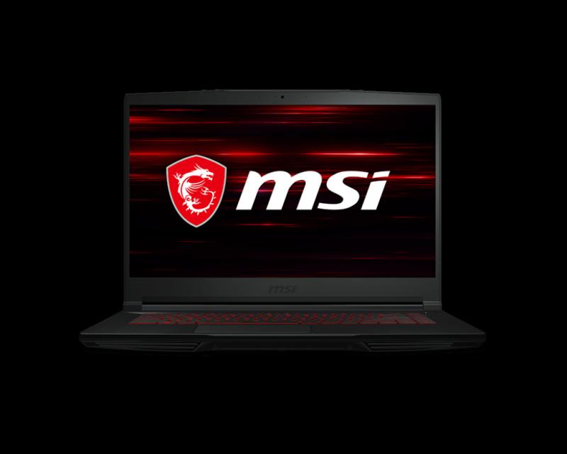 [NEW] MSI GF63 10SCXR-400BN Thin Gaming Notebook (15.6 / Intel I7 / 8GB / 512GB SSD / GTX1650) + BAG GAMING LAPTOP Malaysia