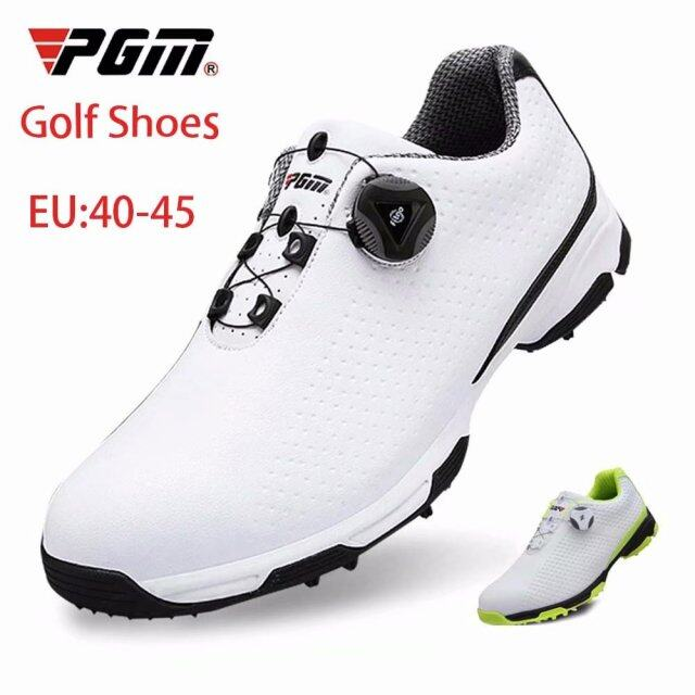PGM Ngoài Trời Giải Trí Giày Golf Chất Lượng Cao Của Nam Giới Không Thấm Nước Và Thoáng Khí Sneakers giá rẻ