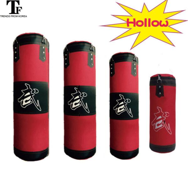 Túi đấm bốc TF nặng với chuỗi rỗng Taekwondo Boxing tập thể dục bao cát (rỗng)