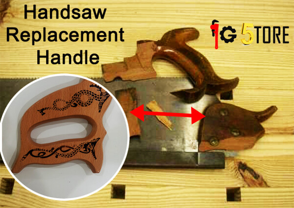 Saw Wooden Universal Handle Replacement 1 Pcs ( 14 x 18 CM )