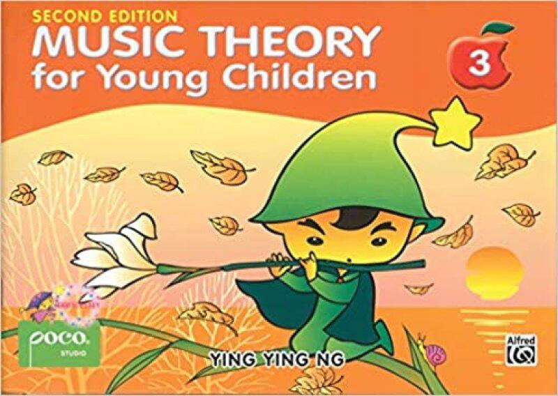 MUSIC THEORY for Young Children Book 3 Malaysia