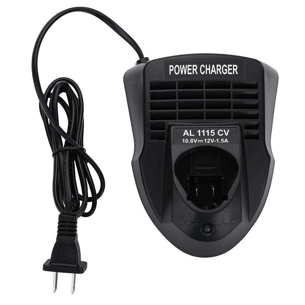 AL1115CV Replacement Li-ion Battery Charger For Bosch 10.8V 12V Power Tools US Malaysia