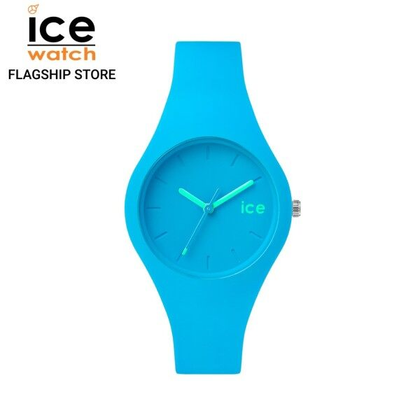 Ice-Watch ICE ola - Neon Blue (Medium) Malaysia