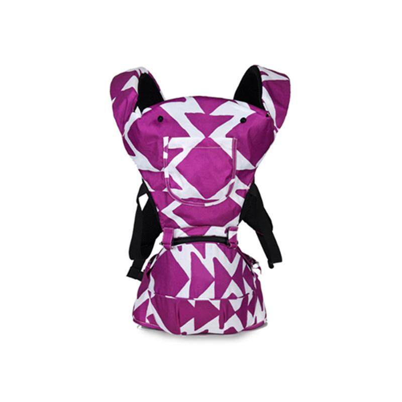 Fancytoy Multifunctional Baby Carrier with Hood Front Back Adjustable Straps Comfort Pads Perfect for Growing Kids