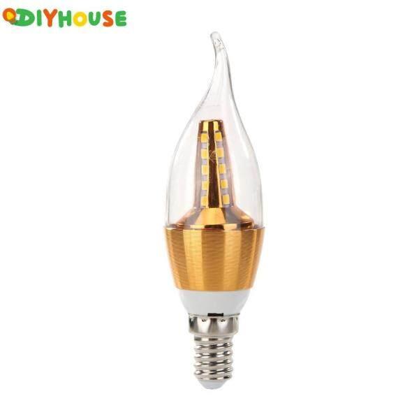 (Sẵn Sàng) Đèn LED E14 Bóng Đèn Ngô 5W 7W 25/35LED Đèn Chùm Nến Chiếu Sáng Gia Đình