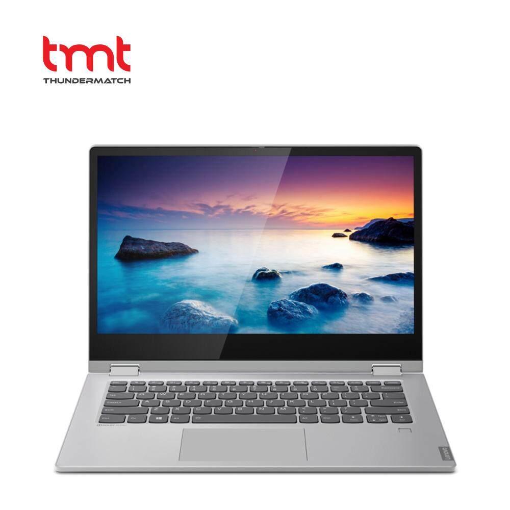 Lenovo Ideapad C340-14IWL 81N40040MJ 14 FHD IPS Touch Laptop Platinum ( I5-8265U, 8GB, 256GB, MX230 2GB, W10) - 2 Years Warranty