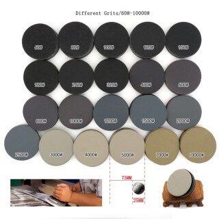 20 Chiếc Giấy Nhám 60 10000 Silicon Carbide Chống Thấm Nước Và Chống Dầu thumbnail