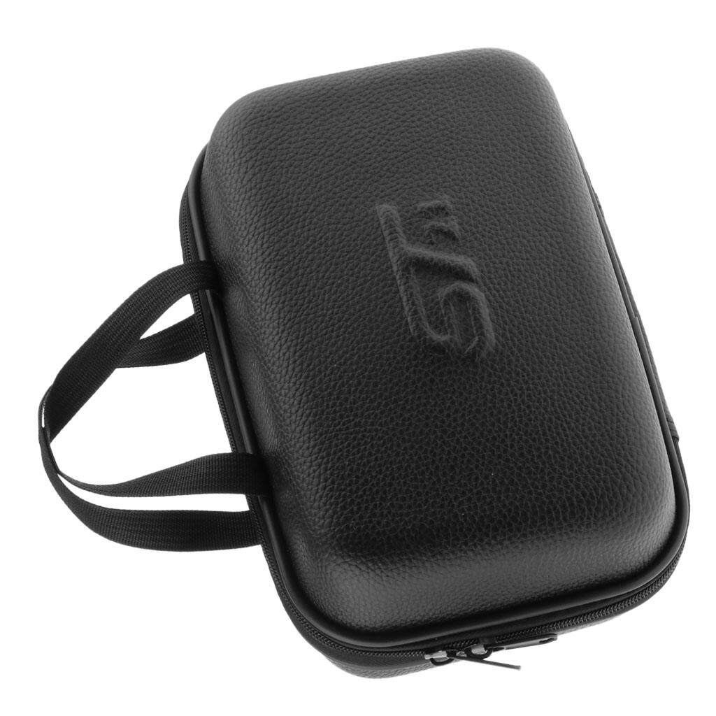 PU Fishing Reel Protective Bag Case Cover for Drum//Spinning//Baitcasting Reel