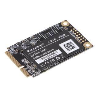 Sunnoony Ổ Đĩa Cứng SSD MSATA 64 GB Lưu Trữ, Dành Cho Máy Tính Laptop PC thumbnail