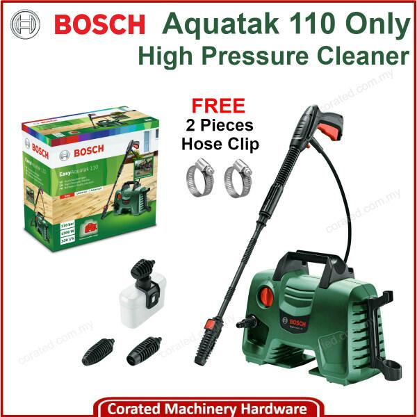 [CORATED] Bosch Easy Aquatak 110 (110 Bar) High Pressure Cleaner(6 Months Warranty) Aquatak110 Easyaquatak 110