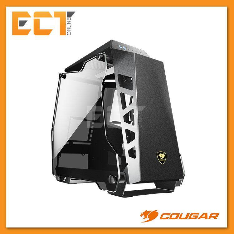 Cougar CONQUER ESSENCE Mini Tower Micro-ATX Tempered Glass Gaming Casing / Chasis Malaysia