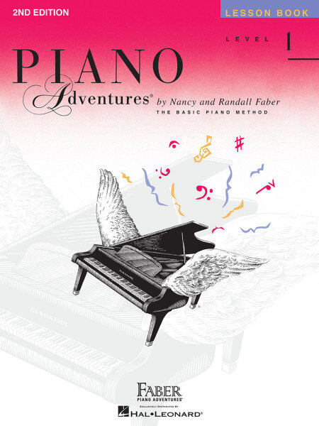 Piano Adventures Lesson Book Level 1 (2nd Edition) Malaysia