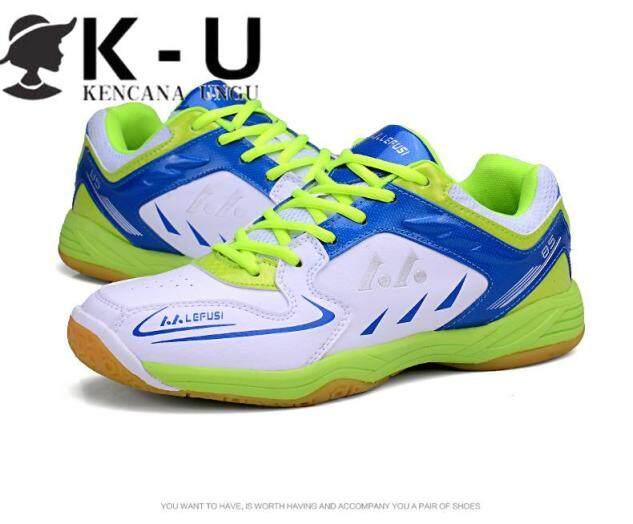 Giày Cầu Lông K-U, Giày Thể Thao Chuyên Nghiệp, Chống Trượt, Giày Tập Luyện giá rẻ