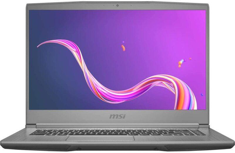 MSI Creator 15M A10SE-421 15.6 144Hz FHD Creator Laptop Intel Core i7-10750H RTX2060 16GB 1TB NVMe SSD Win10PRO Malaysia