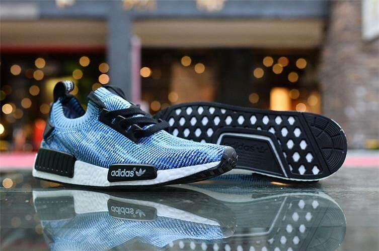 Brand_Adida Official Pharrell Williams x Human Race NMD_Men's Global Sales Running Shoe EU 40-44
