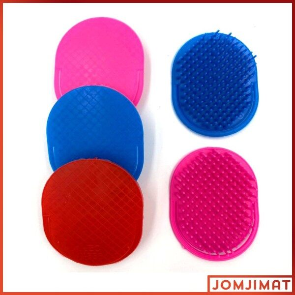 Sikat Rambut Bulat / Oval Shape Hair Comb / Hair Comb Round Shape