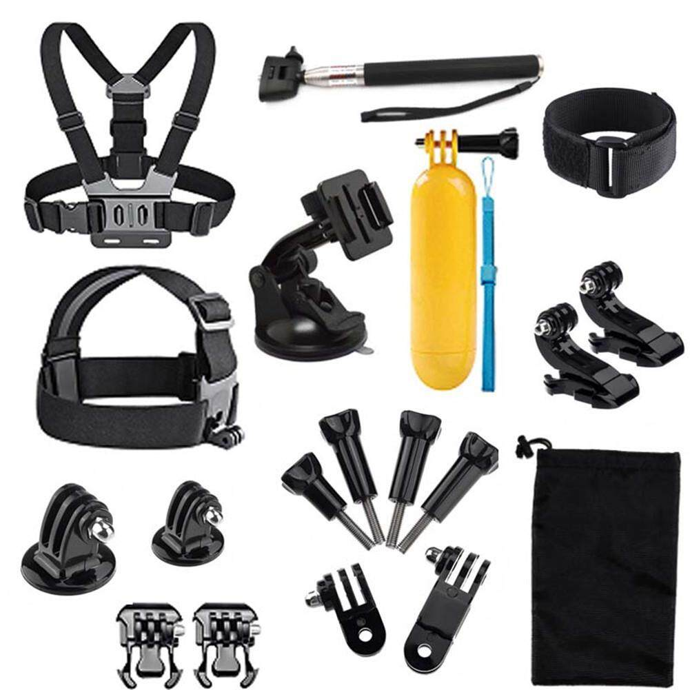 For GoPro Accessories Herohero 8//7//6//5 Camera Outdoor Sports Set Kit 19 in 1