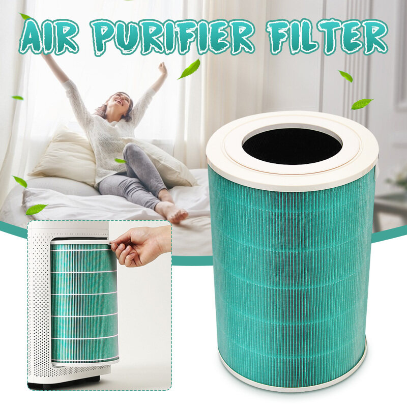 Enhanced Original Air Purifier 3 Layers Filter Cartridge For XIAOMI 1/2/2S/Pro Singapore