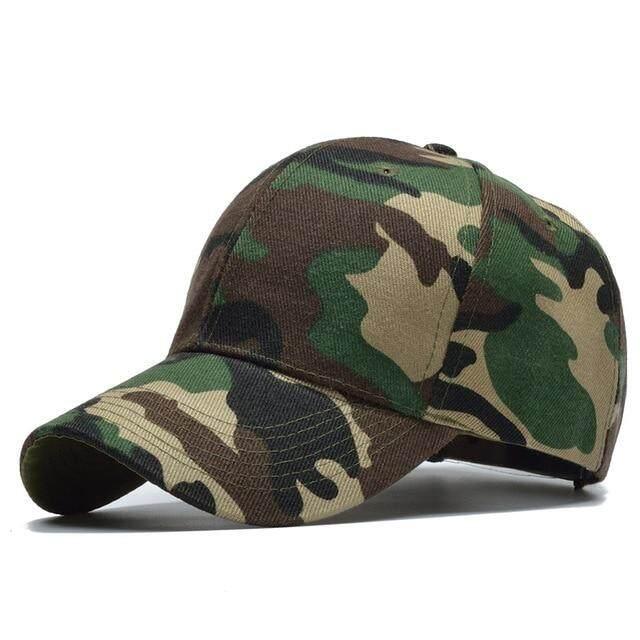 7197731a [NORTHWOOD] Snow Camo Baseball Cap Men Tactical Cap Camouflage Snapback Hat  For Men High