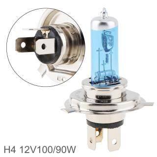 Đèn pha Xenon Halogen tự động phát ra ánh sáng trắng 12V H4 100 90W 5000K - INTL thumbnail