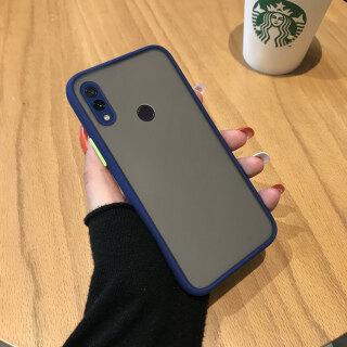 Ốp Honinga Dành Cho Xiaomi Redmi Note 7 Note 7 Pro Ốp Lưng Ốp Cứng Bảo Vệ Sang Trọng Ốp Chống Sốc Mờ Đơn Giản Lai Trong Suốt Ốp Lưng Ốp Bảo Vệ Ốp Lưng Điện Thoại Chống Sốc Trong Suốt Ốp Lưng Mềm Cho Bé Gái Nam Nữ thumbnail