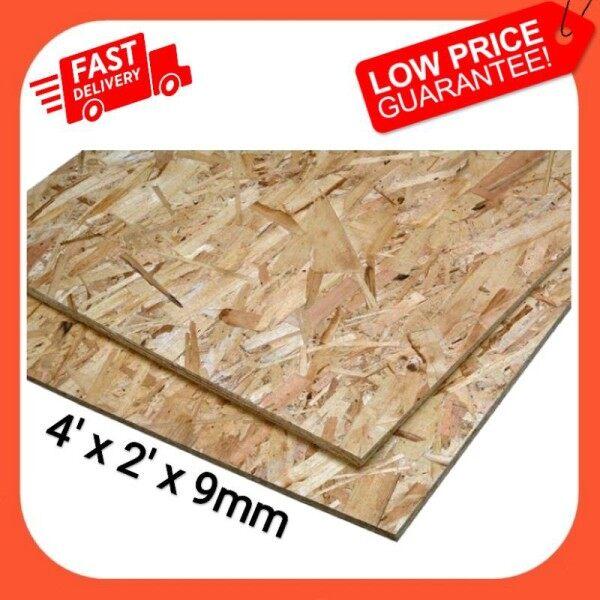 OSB Board 4 kaki x 2 kaki x 9mm