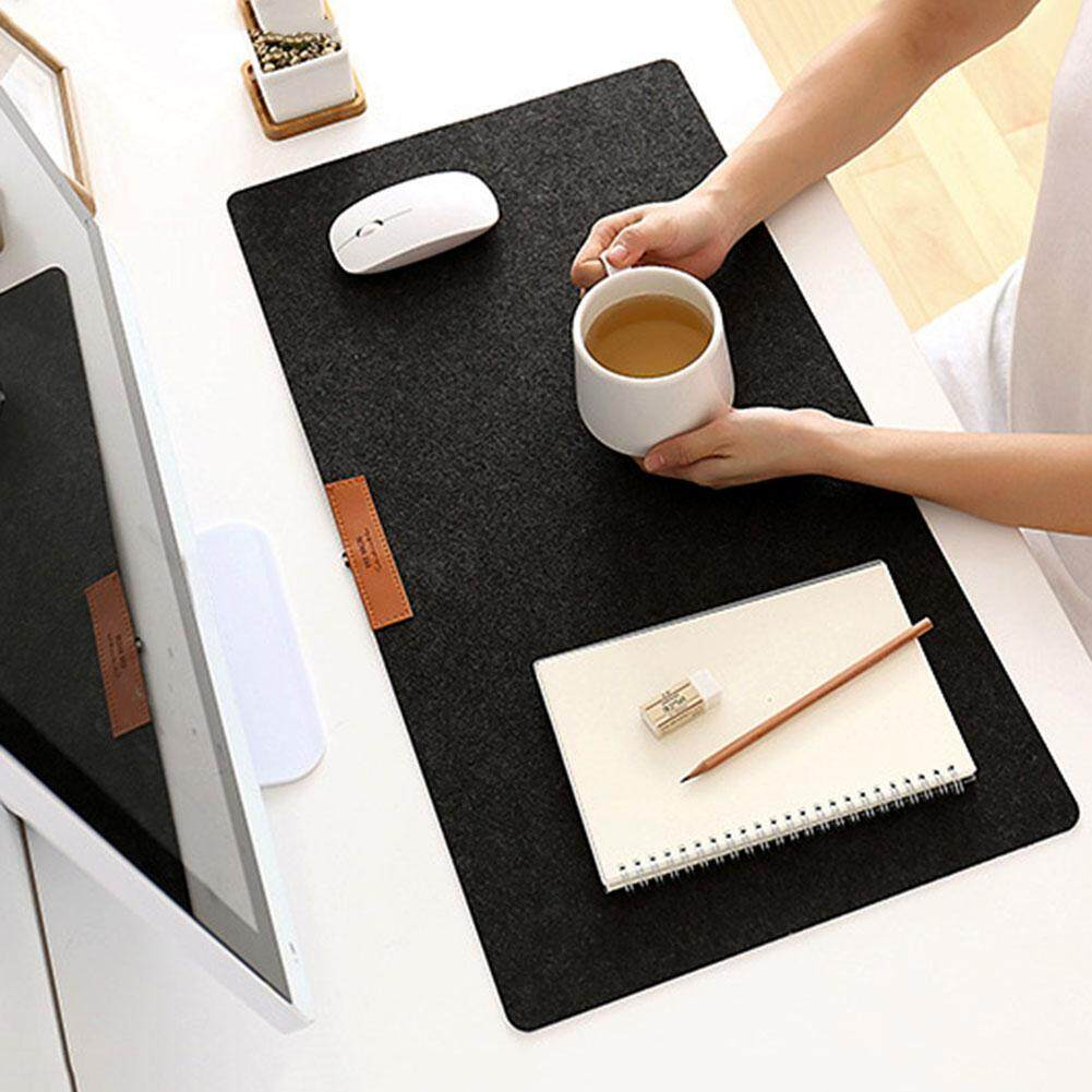 Simple Warm Office Table Computer Mouse Pad Desk Keyboard Game Mouse Mat Singapore