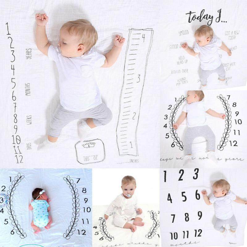 Newborn Infant Baby Kids Blanket Photo Photography Props Blanket Backdrop Cloth