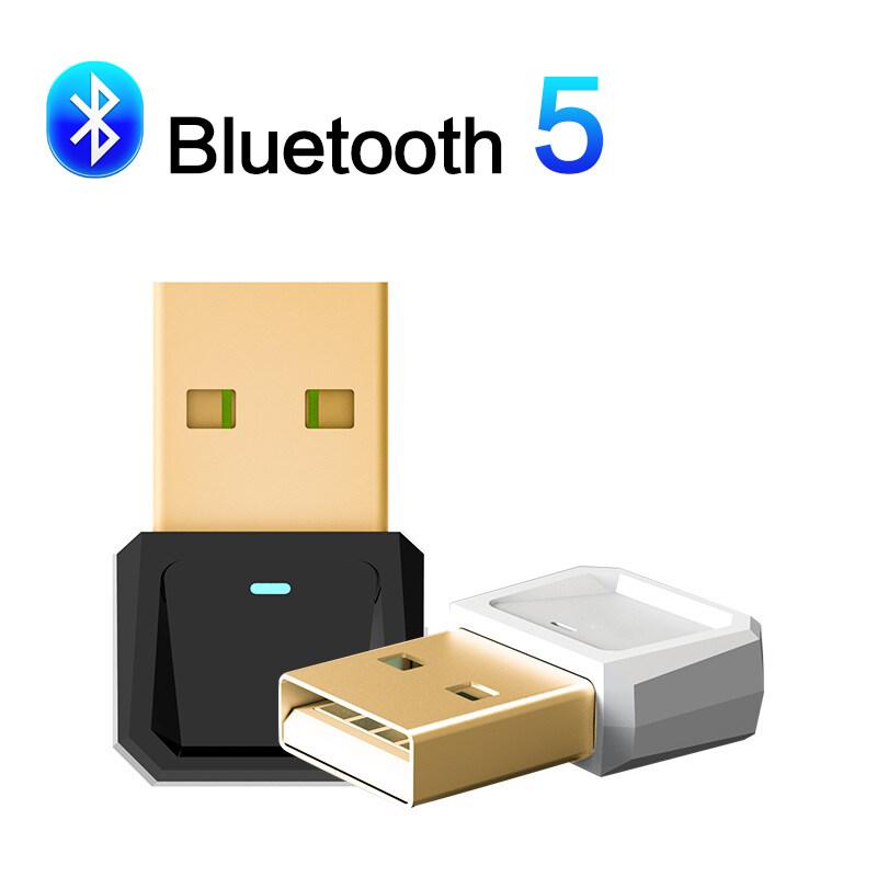 Giá Laztech [Chính Hãng] Bluetooth USB Adapter Bluetooth 5.0 Thiết Bị Thu Phát Để Bàn Bàn Phím Laptop Máy In Đầu Thu