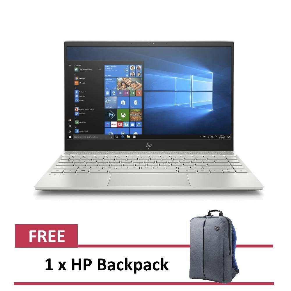 HP Envy 13-ah1027TX | i5-8265U | 8GB | 360GB | 13.3 | NVD MX150 | W10 - Silver (5HZ13PA) Malaysia