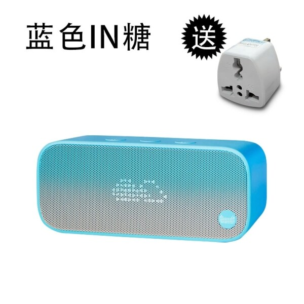 【Spot⭐Untuk Menghantar Penyesuai Palam】Tmall ElfINGula Pembesar Suara Pintar Tmall Genie IN Smart Speaker Bluetooth Audio AI Portable Bluetooth Speaker Pintar Bluetooth Audio AI Jam Loceng Rumah Suara Pintar Robot Malaysia