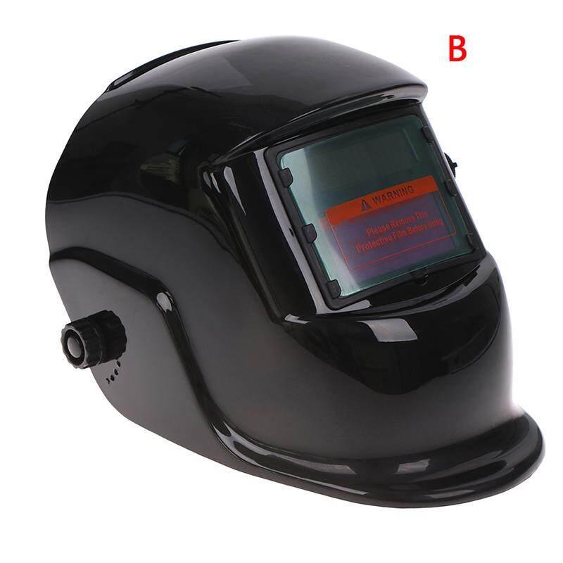 Adjustable Welding Welder Mask Headband Solar Auto Dark Helmet AccessoriesC.B