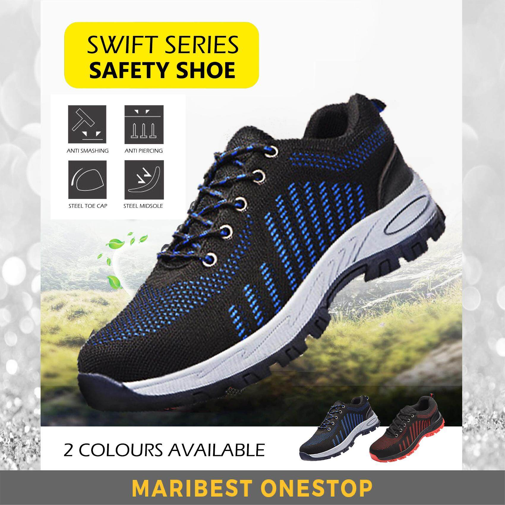 Steel Toe Cap Midsole Low Cut Safety Boots Safety Shoe