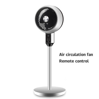 Quạt điện Turbo lưu thông không khí cho hộ gia đình sinh viên để trong phòng ngủ để bàn để sàn - INTL thumbnail