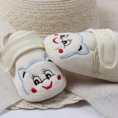 Giày đế mềm cho bé mới biết đi chất liệu mềm mại dễ chịu thiết kế chống trượt an toàn cho bé – INTL
