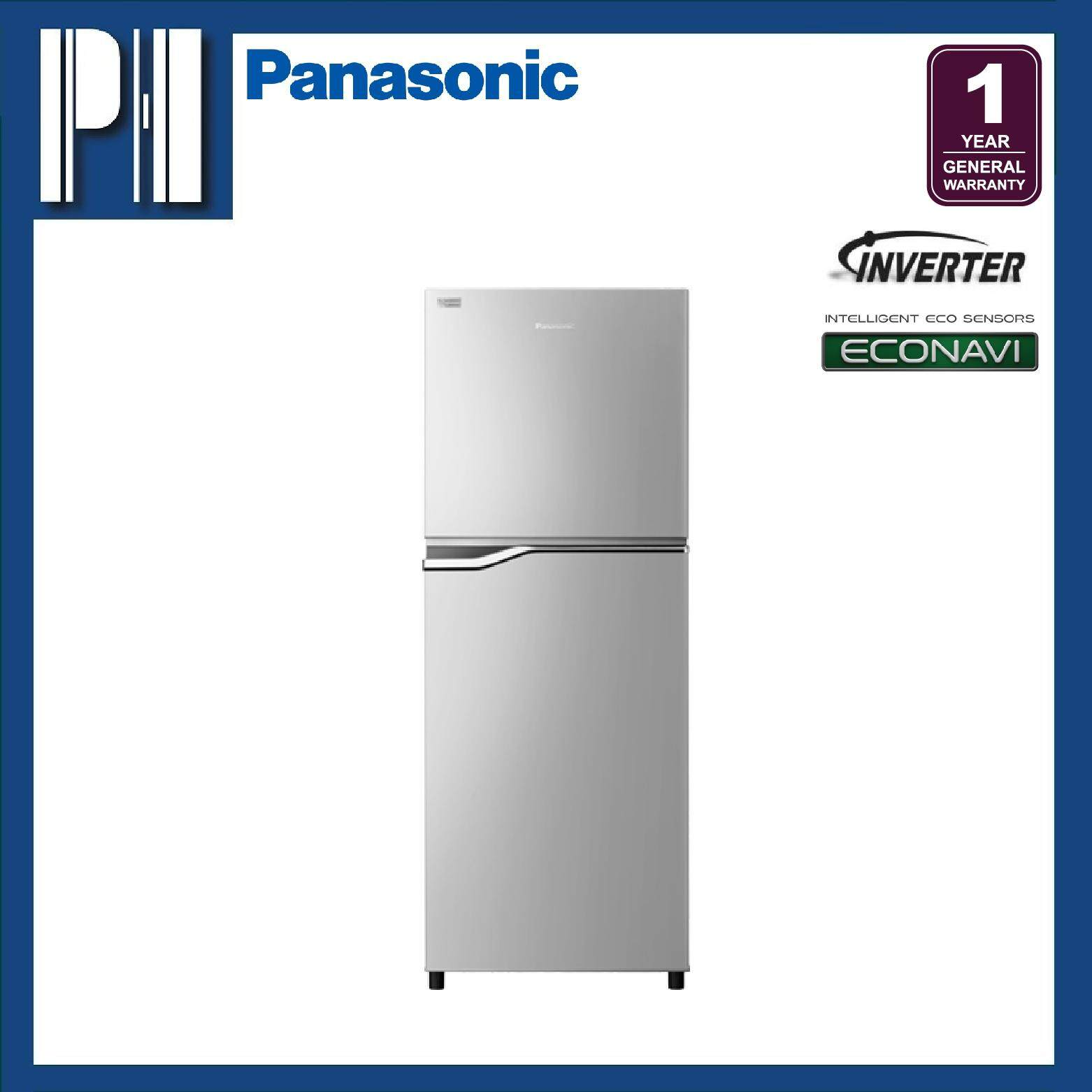 PANASONIC NR-BB238XS 2-door Top Freezer Fridge/Refrigerator