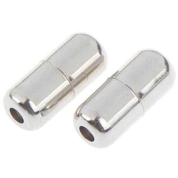 WED750 2PC Metal Shoelaces lock No Tie Shoelaces Metal Lace Lock DIY Sneaker Kits giá rẻ