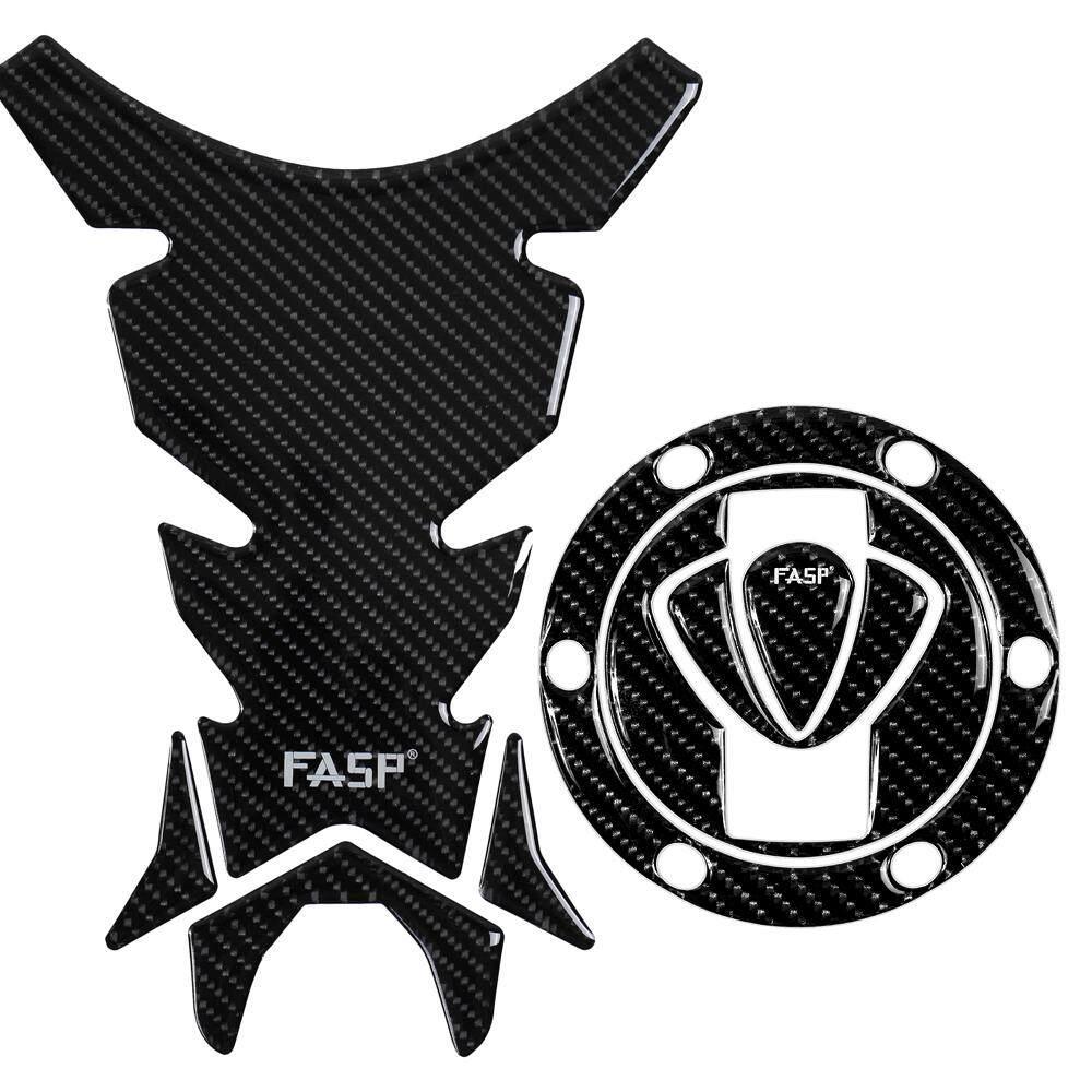 5D Carbon Fiber Motorcycle Fuel Tank Pad Cap Decals Gas Cap Sticker For Benelli EN600 BJ600 BJ300 07-11 TNT899S BN600 400 250