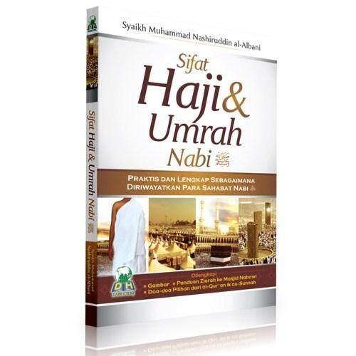 Sifat Haji & Umrah Nabi karya Syaikh Al-Albani