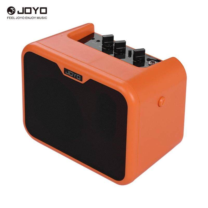 KOYO MA-10A Mini Portable Acoustic Guitar Amplifier Speaker 10Watt Amp Normal/Bright Dual Channels with Power Adapter for Acoustic Guitar Ukulele Parts Accessories US plug Malaysia