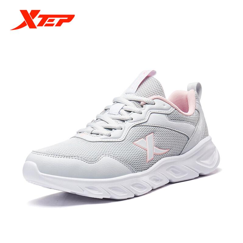 Giày Chạy Bộ Nữ Xtep Mùa Xuân 2020 Giày Thể Thao Lưới Đơn Giản Mới 880118115036 giá rẻ