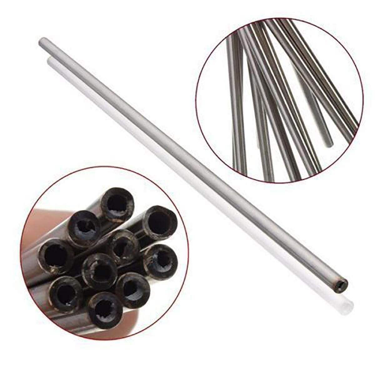 304 Stainless Steel Capillary Tube OD 4mm x 3mm ID Length 250mm Metal Tool GR