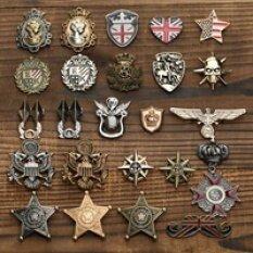 Nhiều Trâm Cài Áo Khoác Pin Cardigan Corsage Áo Len Khăn Choàng Khăn Lụa Cổ Áo Pin Phụ Kiện Huy Chương