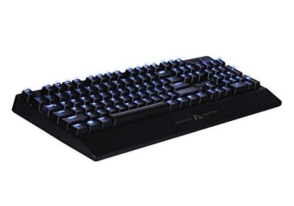 ARMAGGEDDON professional gaming 104 English array mechanical wired keyboard Blue SR MKA-7 C.Blue Singapore