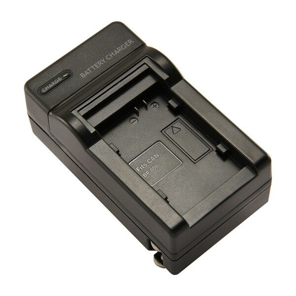 Giá BP-808 Battery Charger - for Canon BP-807, BP-808, BP-809, BP-819, BP-827 camcorder batteries and so on